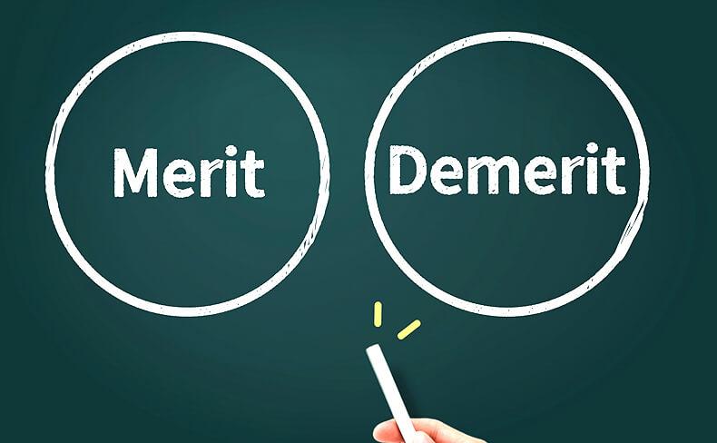 Merit/Demerit