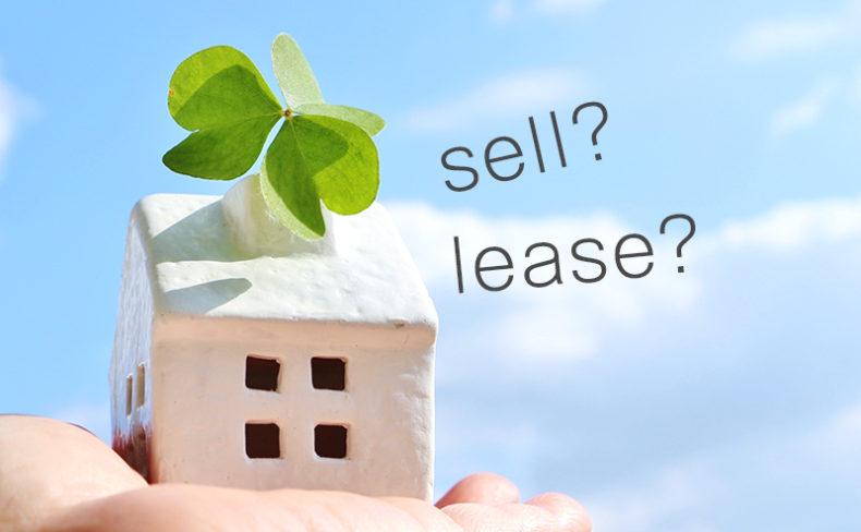 家やマンションは売るのと貸すのとどちらがお得?注意点を解説